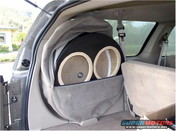 Need Advice For Sub Install In Rear Doors Fordexcursions